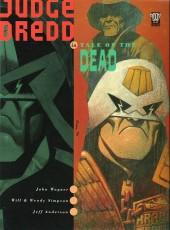 Judge Dredd - Tale of the dead man