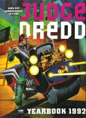 Judge Dredd - Yearbook 1992