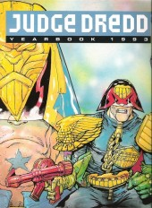 Judge Dredd - Yearbook 1993