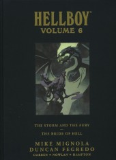 Hellboy Library Edition (2008) -INT6- Volume 6: The Storm and the Fury - The Bride of Hell