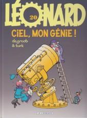 Léonard -20e2006- Ciel, mon génie !