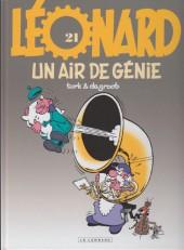 Léonard -21c2012- Un air de génie