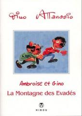 Ambroise & Gino -4- La montagne des evadés