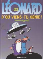 Léonard -25c2007- D'où viens-tu, génie ?
