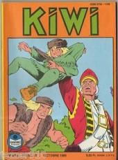 Kiwi -414- L'ile infernale