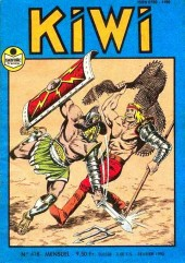 Kiwi -418- La vulcana éternelle