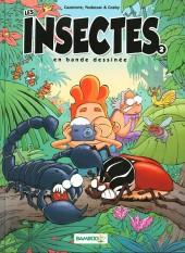 Insectes en bande dessinée (Les)