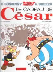 Astérix (Hachette) -21- Le cadeau de César