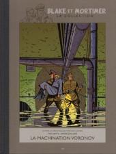Blake et Mortimer - La collection (Hachette) -14- La machination Voronov