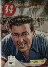 34 / 34 Camera / Camera -53- Grand concours Tour de France 1951