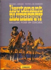 Blueberry -15a1977- Ballade pour un cercueil