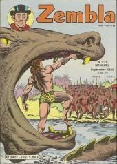 Zembla -332- Le monstre du lac Céleste
