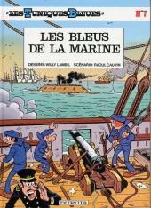 Les tuniques Bleues -7c1993- Les bleus de la marine