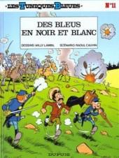 Les tuniques Bleues -11b1994- Des bleus en noir et blanc