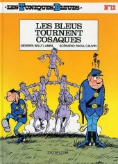 Les tuniques Bleues -12b1990- Les Bleus tournent cosaques