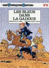 Les tuniques Bleues -13b1987- Les bleus dans la gadoue