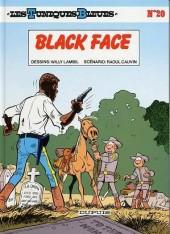 Les tuniques Bleues -20b1987- Black face