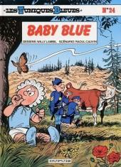 Les tuniques Bleues -24a1987- Baby Blue