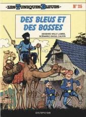 Les tuniques Bleues -25a1989- Des bleus et des bosses