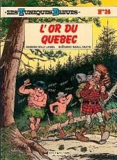 Les tuniques Bleues -26a1990- L'Or du Québec