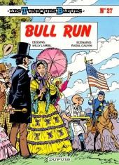 Les tuniques Bleues -27a1992- Bull Run
