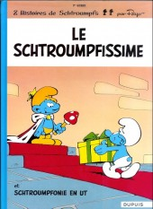 Les schtroumpfs -2d10- Le schtroumpfissime (et schtroumpfonie en ut)