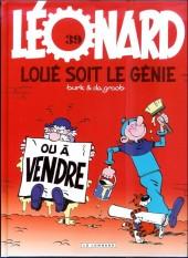 Léonard -39a2010- Loué soit le génie