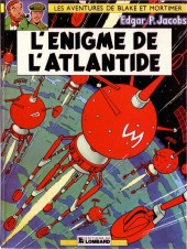 Blake et Mortimer (Les aventures de) (Historique) -6g1982/04- L'Énigme de l'Atlantide