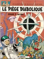Blake et Mortimer (Historique) -8f82- Le Piège diabolique