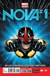 Nova (2013) -1- Issues 1