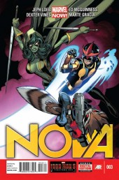 Nova (2013) -3- Chapter Three: Train