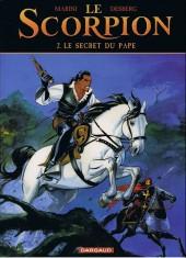 Le scorpion -2a2011- Le Secret du Pape