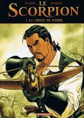 Le scorpion -3a- La croix de Pierre