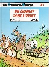 Les tuniques Bleues -1e10- Un chariot dans l'ouest