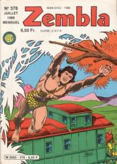 Zembla -378- Un périlleux voyage