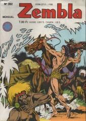 Zembla -392- Le fils de princess Ma