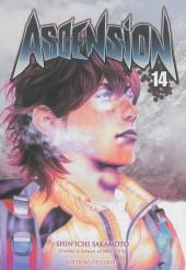 Ascension (Sakamoto) -14- Tome 14