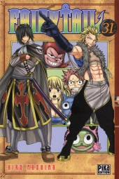 Fairy Tail -31- Tome 31