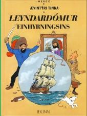 Tintin (en langues étrangères) -11Islandais- Leyndardómur einhyrningsins