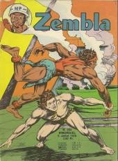 Zembla -254- Le prisonnier de Satanik