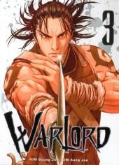 Warlord (Ki-oon) -3- Tome 3