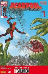 Deadpool (Marvel France 4e série - 2013) -1- Deadpool président !