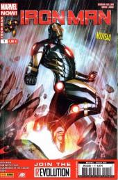 Iron Man (Marvel France - 2013) -1- La genèse