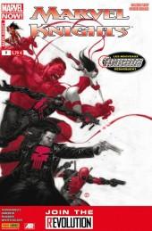 Marvel Knights (2e série) -9- Entretiens d'embauche