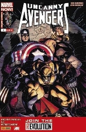 Uncanny Avengers (1re série) -2- Alliés mortels