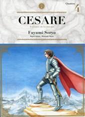 Cesare - Il Creatore che ha distrutto -4- Quattro