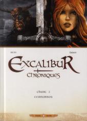 Excalibur - Chroniques -2- Chant 2 - Cernunnos