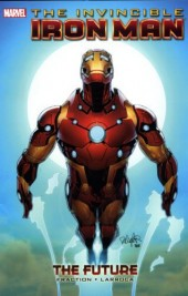 Invincible Iron Man (2008) -INT11- The future