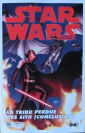 Star Wars - Comics magazine -4B- La Tribu perdue des Sith (Conclusion)