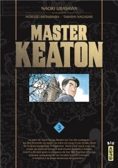 Master Keaton (Édition Deluxe) -3- Volume 03